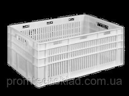 Ящик пластиковый 600*400*260 белый