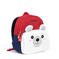 Детский Рюкзак Nohoo Плюшевый Мишка Маленький (NHQ004), фото 1