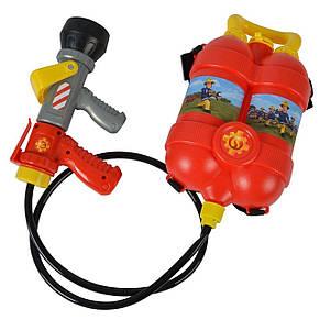 Набор юного Пожарника Огнетушитель Simba 9252126, фото 2