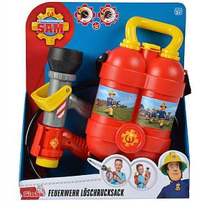 Набор юного Пожарника Огнетушитель Simba 9252126, фото 3