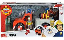 Пожежна машина Фенікс Пожежний Сем Simba 9258280, фото 3