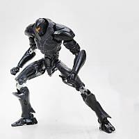 Фігурка Титанова Фурія Чорний робот Тихоокеанський Рубіж 2