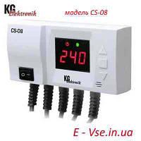 Контроллер KG Elektronik CS-08 на 2 насоса