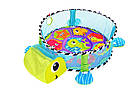 Детский развивающий коврик черепаха, фото 2