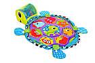 Детский развивающий коврик черепаха, фото 3