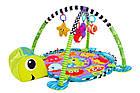 Детский развивающий коврик черепаха, фото 4