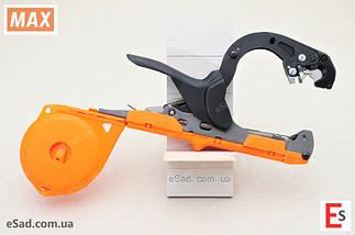 Степлер-сшиватель тапенер для растений MAX Tapener HT-R1 GUN садовый для растений - Ган Макс, фото 3