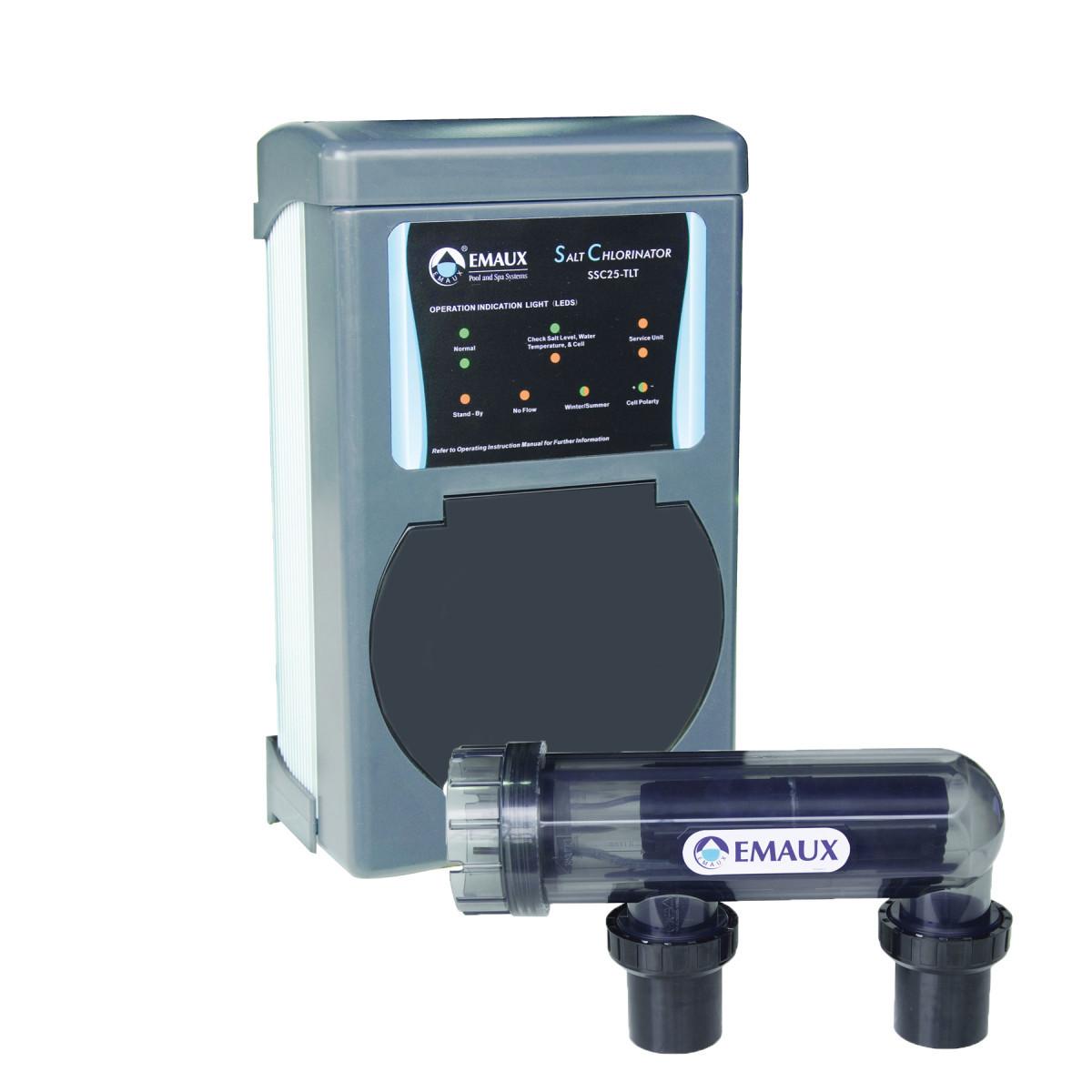 Хлоргенератор Emaux SSC15-E на 15 гр/час