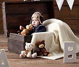 Дитяче мериносовое ковдру - плед Opera ( Іспанія ), фото 2