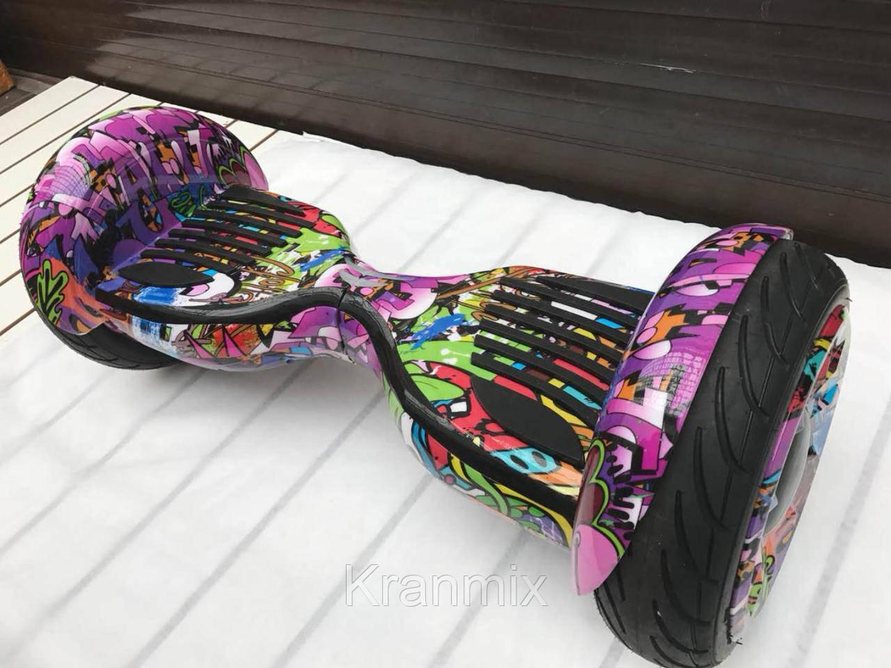 Гироборд Smart Balance 10,5 дюймов цвет Фиолетовый Хип Хоп