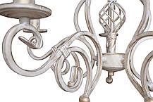"""Кованый торшер """"Версаль"""" на 3 лампы, фото 2"""