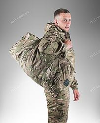 """Транспортная военная сумка """"Мультикам НАТО"""""""