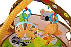 Дитячий розвиваючий коврик лев, фото 6