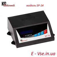 Контроллер KG Elektronik SP-14 (на 1 вентилятор и насосы)
