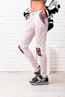 Штаны спортивные женские трикотаж петля ЧУ441, фото 1