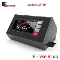 Контроллер KG Elektronik SP-40 (на 1 вентилятор и насосы)