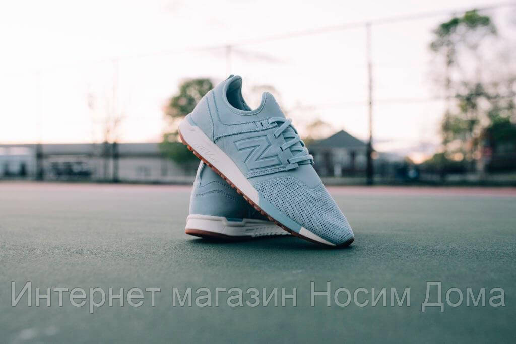 Кроссовки New Balance 247 Dawn Til Dusk Pack Light Blue 2432 ... 18deb1bacec3e