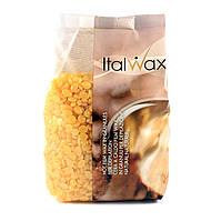 Віск в гранулах плівковий, натуральний Italwax, 1 кг