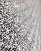 Нежное платье миди с люрексом Изумруд, фото 2