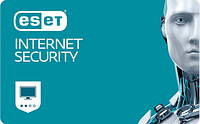 ESET Internet Security 2 ПК 1 Год