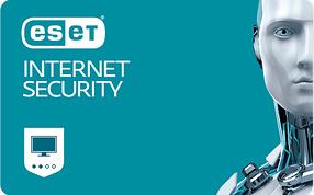 ESET Internet Security 4 ПК 1 Рік