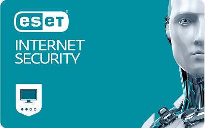 ESET Internet Security 3 ПК 1 год Продление