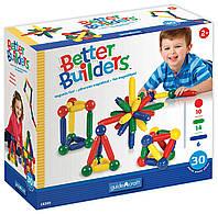 Конструктор Better Builders, 30 деталей, Guidecraft