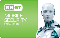ESET Mobile Security Android 1 ПК 1 год