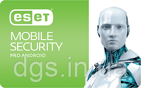 ESET Mobile Security Android 2 ПК 1 рік Базова