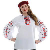 Вышиванка женская. Рябина., фото 1