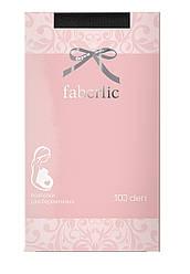Faberlic женские Колготки для беременных ST104 плотность 100 den цвет черный размер I-XS II-S III-M IV-L V-XL Mama арт 880405