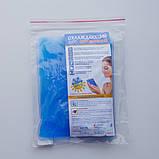 Гелевий пакет Gelex XL від Дельта Терм, охолоджуючий / зігріваючий пакет Гелекс, розмір 20х15 см., фото 4