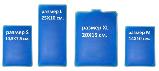 Гелевий пакет Gelex XL від Дельта Терм, охолоджуючий / зігріваючий пакет Гелекс, розмір 20х15 см., фото 7