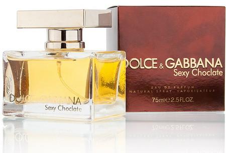 Женская парфюмированная вода Dolce&Gabbana Sexy Choclate (аппетитный чувственный аромат)  копия