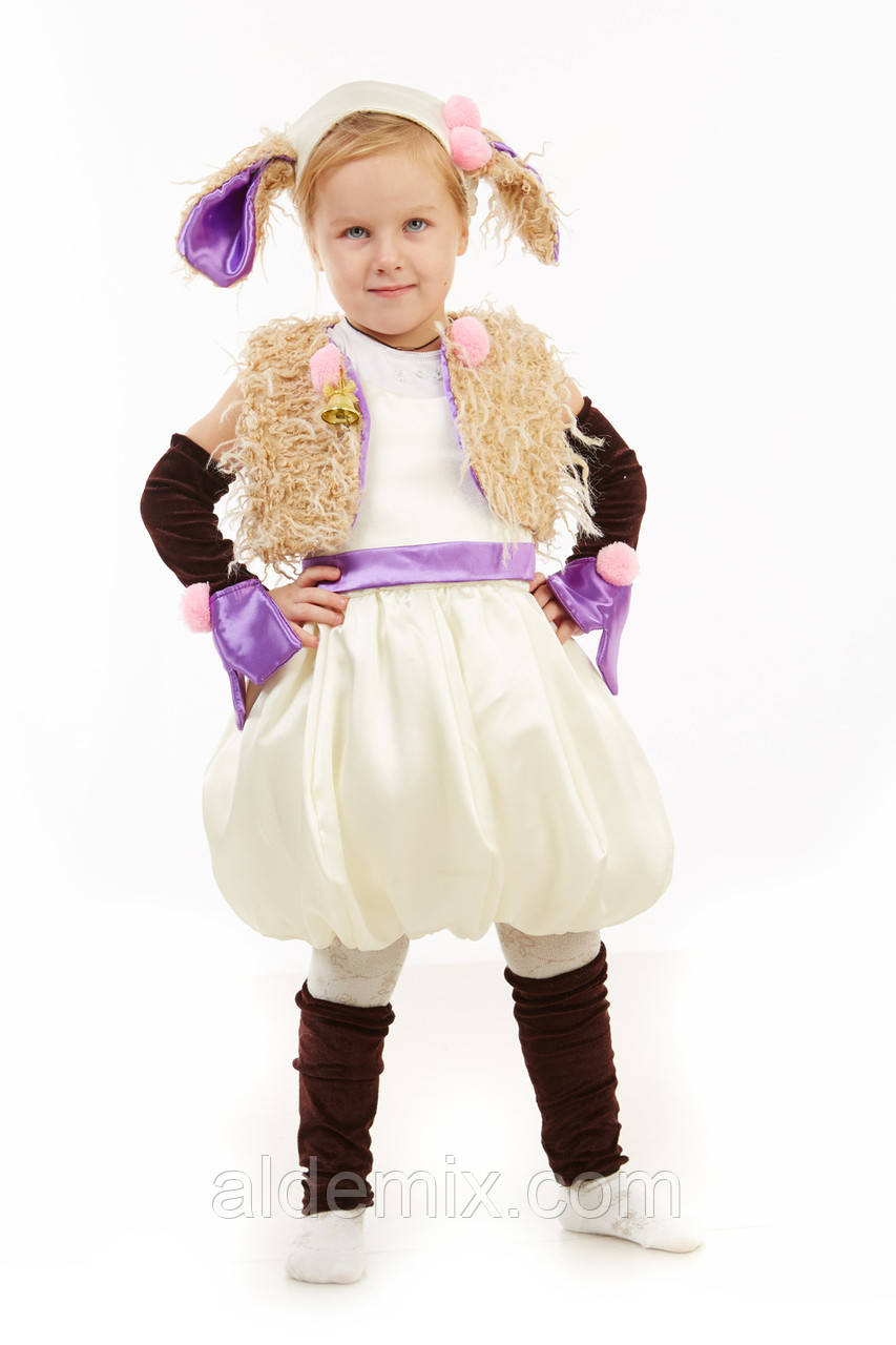 """Детский карнавальный костюм """"Овечка"""" - купить по лучшей ... - photo#42"""