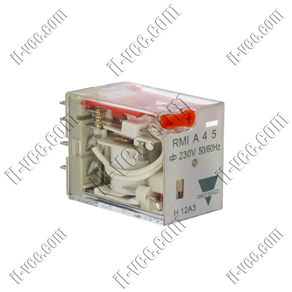 Реле Carlo Gavazzi RMI A 4 5 230AC, 5A/250VAC, 5A/30VDC