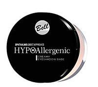 Гипоаллергенная кремовая база под тени Hypoallergenic Creamy Eyeshadow Base Bell, фото 1