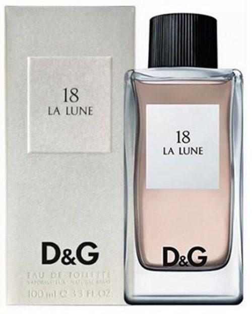 Женская туалетная вода D&G La Lune 18 (гипнотический цветочно-шипровый аромат)  копия