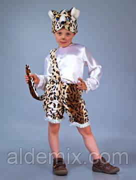 """Карнавальный костюм """"Леопард маленький"""""""