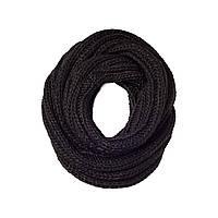 Faberlic Шарф-снуд женский чёрный арт 9694