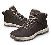 Стильные мужские зимние ботинки