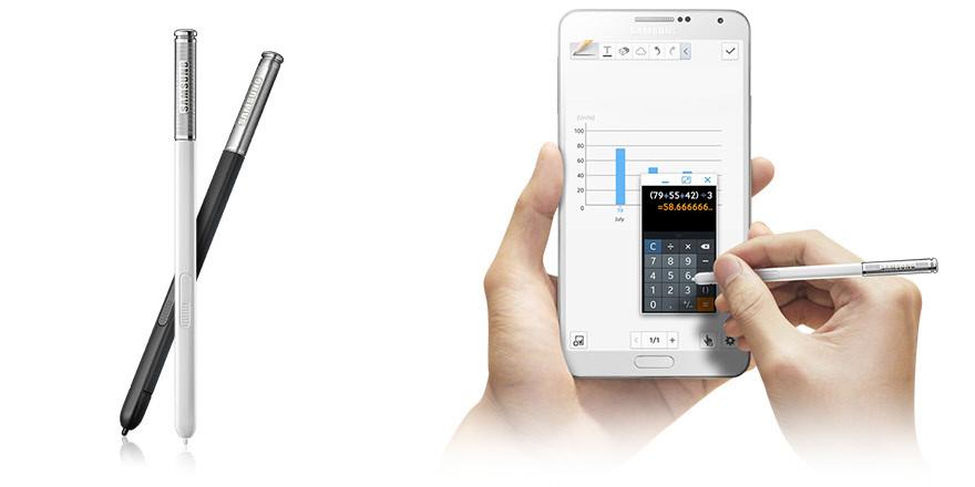 Стилус - электронное перо S Pen Samsung GALAXY Note 3 N9000