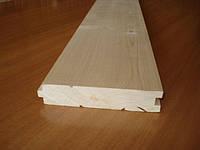 Шпунтованная доска пола, блок-хаус, имитация бруса., фото 1