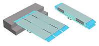 Пандус раскладной поперечный Норма-Трейд ПРП-100