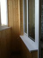 Обшивка балконов, остекление балкона, установка окон, ремонт балконов, балкон под ключ, ремонт балкона под клю