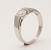 Кольцо Swarovski имитация бриллианта