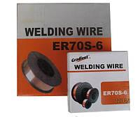 Проволока сварочная 0,8 мм Welding Wire 1 кг