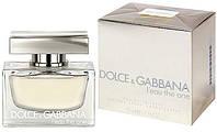 Женская туалетная вода Dolce&Gabbana Leau The One (сладкий цветочно-фруктовый аромат )