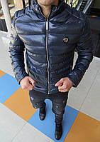 Мужская куртка Philipp Plein Коллекция 2018 Размеры: S, M, L, XL, XXL  Отличная фурнитура Эксклюзивная модель , фото 1