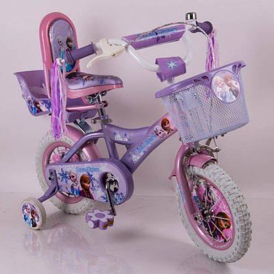 """Велосипед 14"""" ICE FROZEN"""